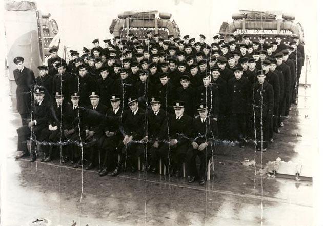 The 1946 crew