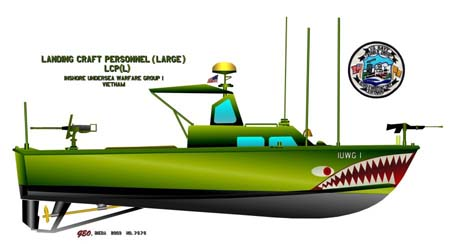Landing Craft Personnel (Large)