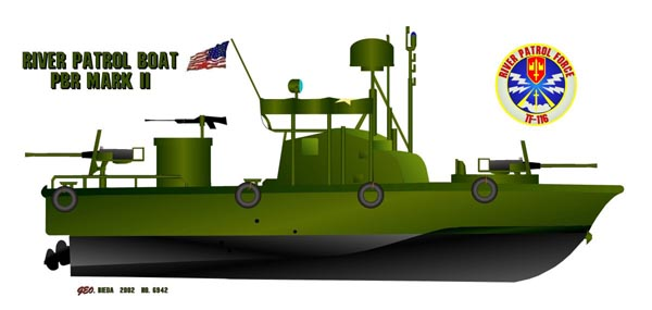Patrol Boat River - Mark II