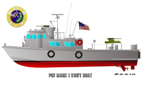 Patrol Craft Fast - Mark I