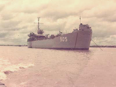 Photo Courtesy of RM3 Tom O'Donnell (Mekong River - Circa 1967-68)