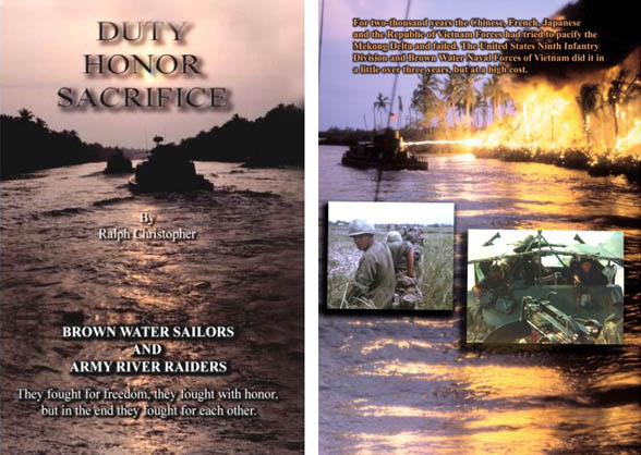 Duty Honor Sacrifice & Brown Water Sailors and Army River Raiders